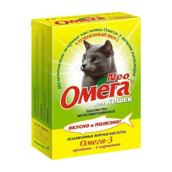 Витамины для котят